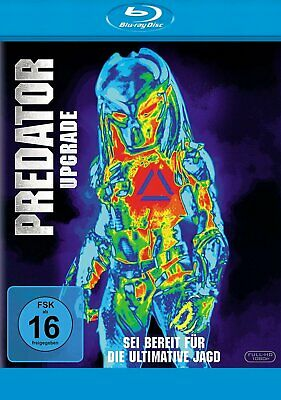 Predator - Upgrade - (Jacob Tremblay) # BLU-RAY-NEU