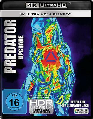 Predator - Upgrade - 4K Ultra HD Blu-ray # UHD+BLU-RAY-NEU