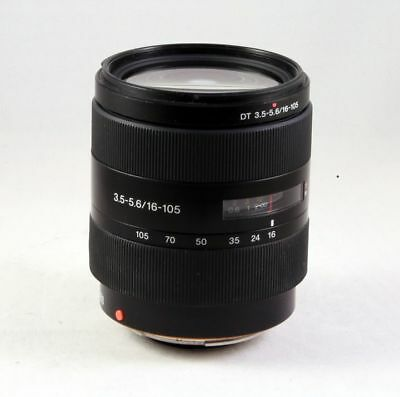 Sony DT 16-105mm F3.5-5.6 SAL-16105 1a Zustand