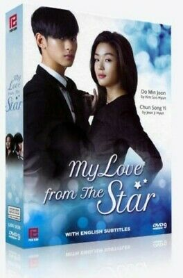 My Love From The Star (5 DVD Set) (English Sub-Titles) [New DVD] Asia - Import