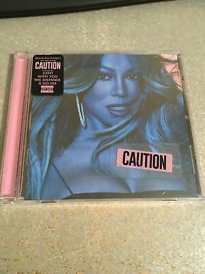 Caution by Mariah Carey (CD, 2018, Epic) BRAND NEW, SEALED