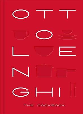 Ottolenghi: The Cookbook by Yotam Ottolenghi Hardcover Book Free Shipping!