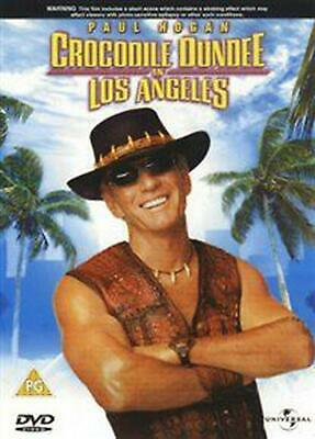 Crocodile Dundee In Los Angeles - DVD Region 4 Free Shipping!