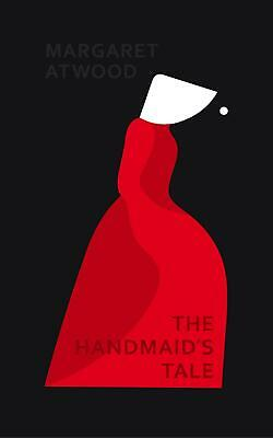 The Handmaid's Tale by Margaret Atwood Hardcover Book Free Shipping!
