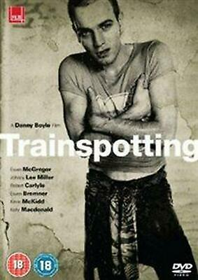 Trainspotting - DVD Region 2 Free Shipping!