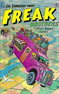 Freak Brothers: No. 11 by Sheridan, Dave Paperback Book The Cheap Fast Free Post