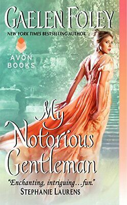 My Notorious Gentleman (Inferno Club) by Foley, Gaelen Book The Cheap Fast Free