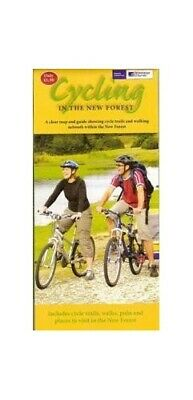 Ordance Survey Cycling In the New Forest Guide Cycle Map Book The Cheap Fast
