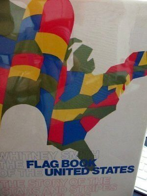 The Flag Book of the United States by Smith, Whitney Book The Fast Free Shipping