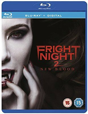 Fright Night 2: New Blood [Blu-ray] -  CD OQVG The Fast Free Shipping