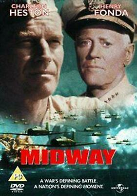 Battle of Midway - DVD Region 2 Free Shipping!