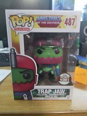 Funko Pop Specialty Series Masters Of The Universe Trap Jaw Vinyl FREE SHIPPING