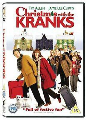 Christmas With the Kranks - DVD Region 2 Free Shipping!
