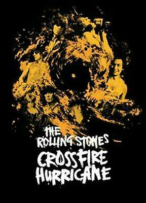 Rolling Stones: Crossfire Hurricane - DVD Region 2 Free Shipping!