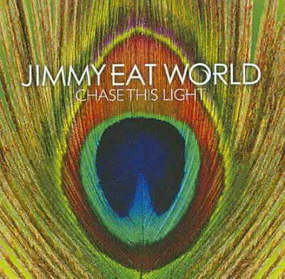 Chase This Light - Eat World Jimmy Compact Disc Free Shipping!