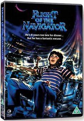 Flight of the Navigator - DVD Region 2 Free Shipping!