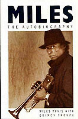 Miles: The Autobiography by Miles Davis (English) Paperback Book Free Shipping!