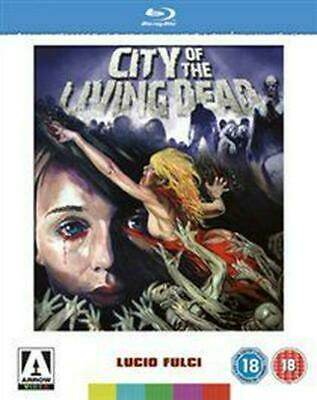 City of the Living Dead - Blu-ray Region All Free Shipping!