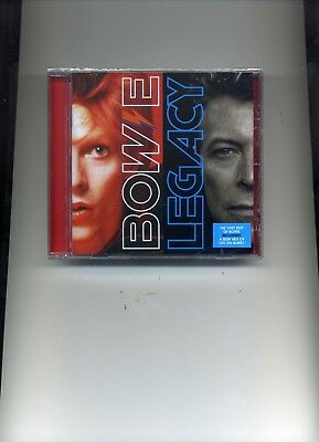 David Bowie - Legacy - New Cd!!