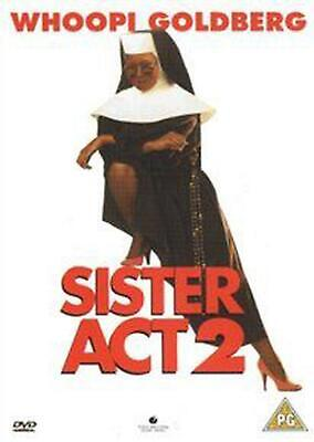 Sister Act 2 - Back in the Habit - DVD Region 2 Free Shipping!