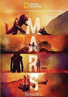 Mars: Season 2 [New DVD] Manufactured On Demand, 2 Pack, Ac-3/Dolby Digital, D