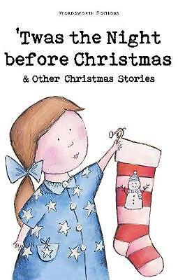 Twas the Night Before Christmas and Other Christmas Stories (English) Paperback