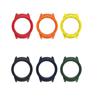 Hard Plastic Protective Case Cover Shell Cage Protector for Ticwatch Pro Smart