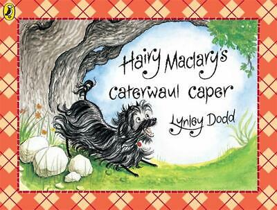 Hairy Maclary's Caterwaul Caper by Lynley Dodd (English) Paperback Book Free Shi