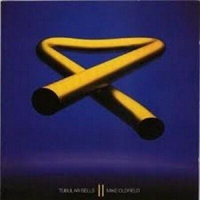 Mike Oldfield Tubular Bells II CD NEW SEALED 1992