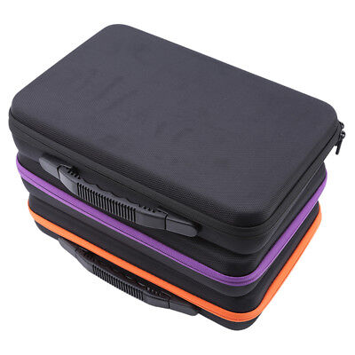 60 Slots Diamond Embroidery Case Beads Storage Box Zipper Container Holder Z