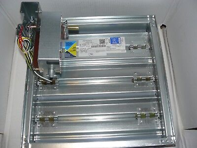 GreenHeck-VCD-23-18x18 Low Leakage Control Damper & Belimo FSLF120-FC  Actuator