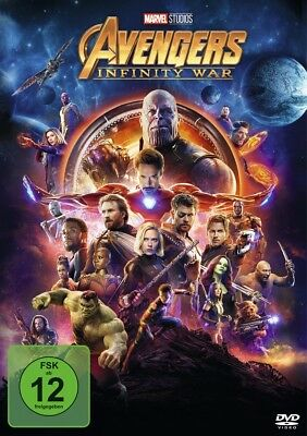 Anthony Russo - Avengers: Infinity War, 1 DVD