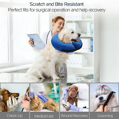 Collar Inflatable Pillow Dog Cat Soft Pet Puppy Medical Protection
