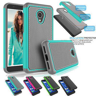 For Alcatel IdealXTRA /1X Evolve/Alcatel TCL LX Phone Case Shockproof Hard Cover