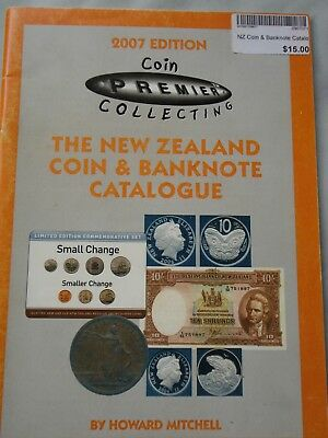 The New Zealand Coin & Banknote Catalogues 2007, 2008, 2010