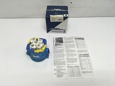 NEW Meltric 33-64167 DS60A Pin and Sleeve Receptacles 60A,120/208V