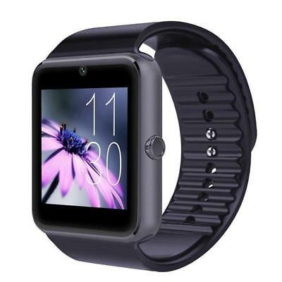 Smart Watch Tracker Phone & Camera Bluetooth Apple & Android Compatible