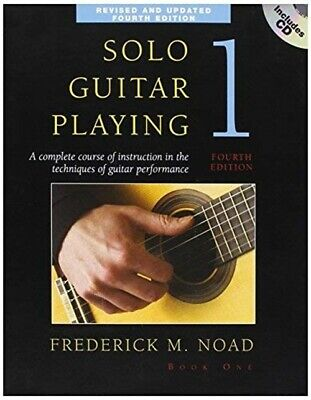 Solo Guitar Playing - Book 1, 4th Edition, Book/CD Pack