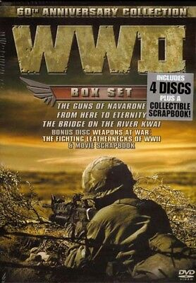 Wwii 60Th Anniversary Collection (The Guns Of Navarone...the Bridge On The (Dvd)