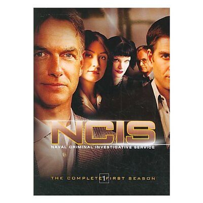NCIS Naval Criminal Investigative Service - The Complete First Season, New DVDs