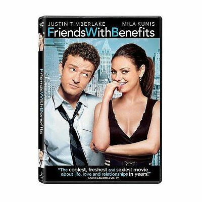 Friends with Benefits, New DVDs