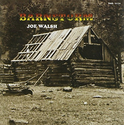 Walsh,joe-Barnstorm Cd New