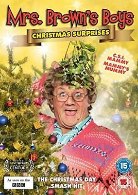 Mrs Brown's Boys Christmas Surprises [DVD] [2018] New DVD / Free Delivery