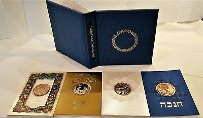 Franklin Mint Holiday Cards/Coins