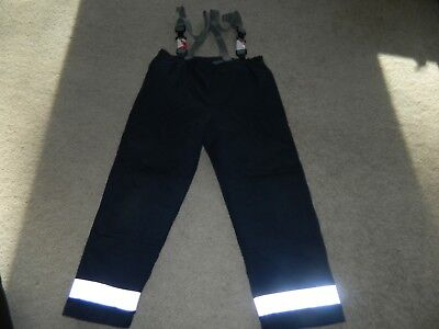 BRISTOL Turnout PANTS 40 x 30  FIREFIGHTER FIREMAN BUNKER GEAR Large Gortex