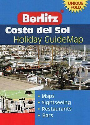 Costa Del Sol Berlitz Guidemap (Berlitz Holiday ... by Unknown Sheet map, folded