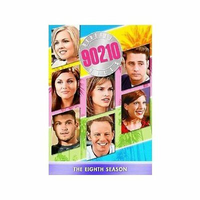 Beverly Hills 90210: Stagione Eight, DVD Nuovi