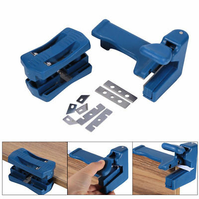 Double Edge Trimmer Banding Machine Wood Head Tail Trimming Carpenter Tool Set