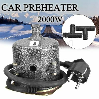 Universal 3000W 65°C Car Truck Engine Heater Parking Coolant Preheater 220V