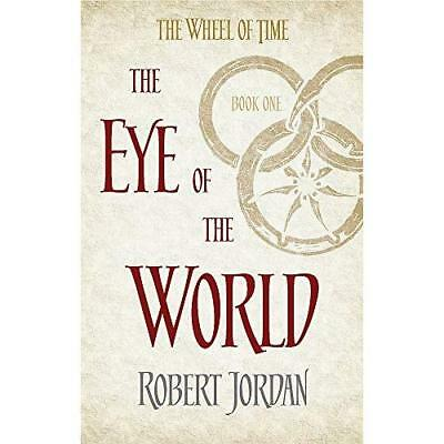 The Eye Of The World: Book 1 of the Wheel of Time - Paperback NEW Robert Jordan(